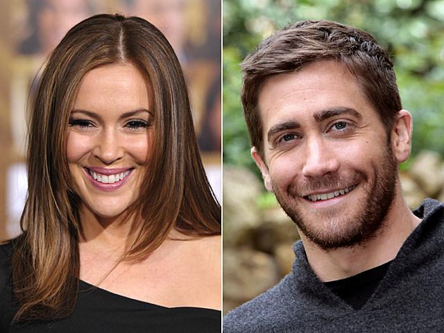 Alyssa Milano, Jake Gyllenhaal