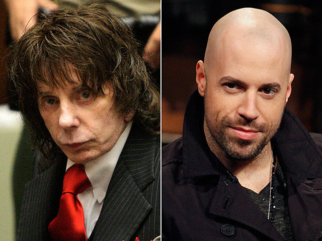 Phil Spector, Chris Daughtry