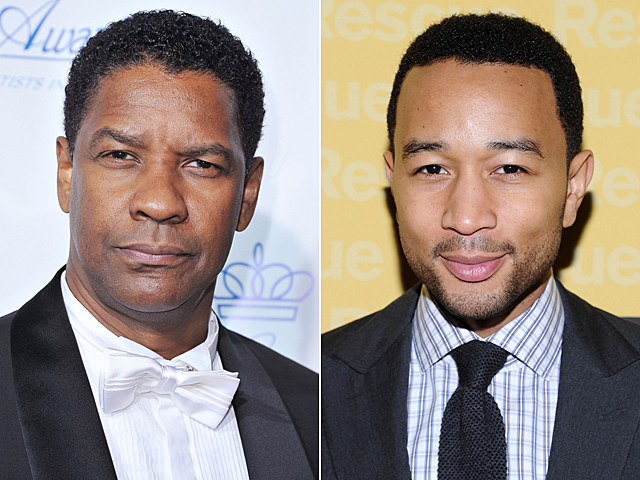 Denzel Washington, John Legend