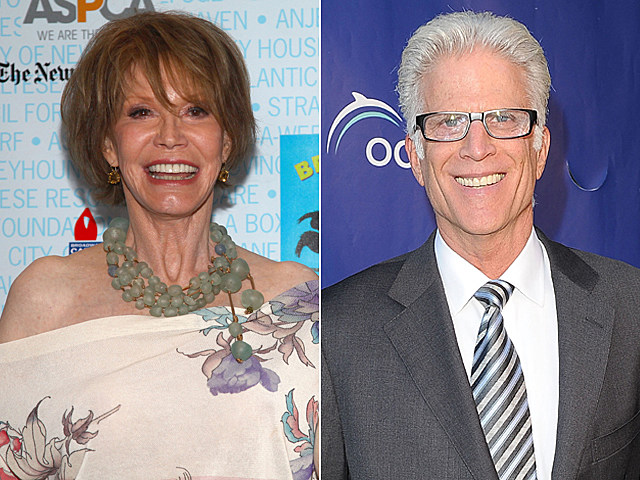 Mary Tyler Moore, Ted Danson