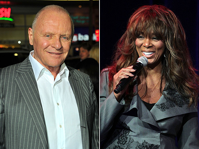 Anthony Hopkins, Donna Summer