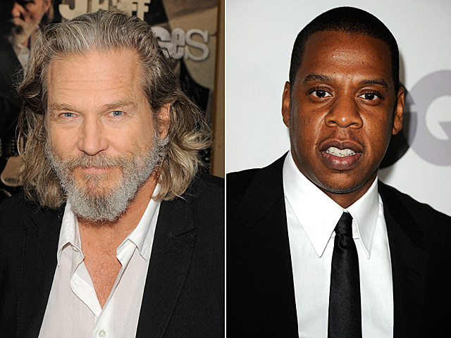 Jeff Bridges, Jay-Z
