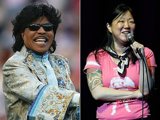 Little Richard, Margaret Cho