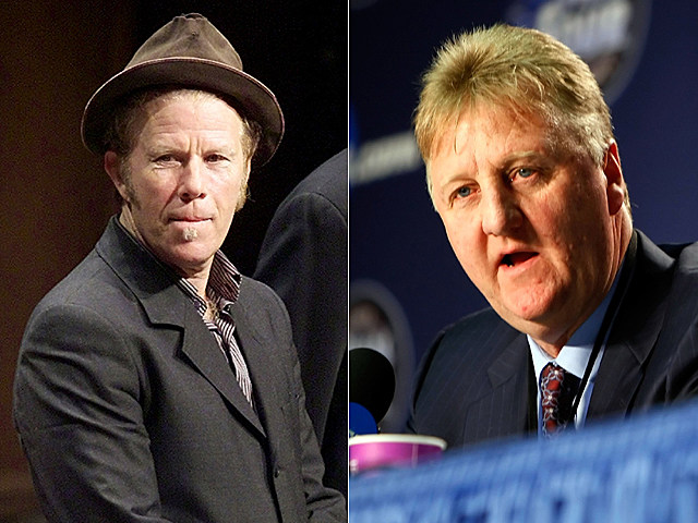 Tom Waits, Larry Bird