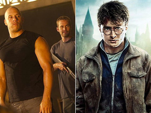 'Fast Five,' 'Harry Potter and the Deathly Hallows'
