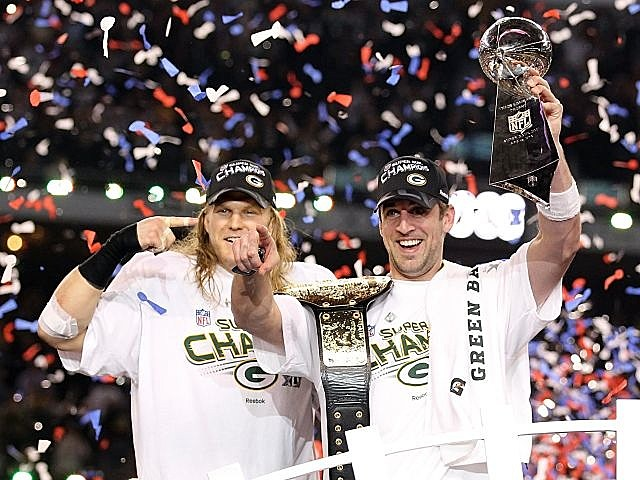 Green Bay Packers Win Super Bowl XLV.