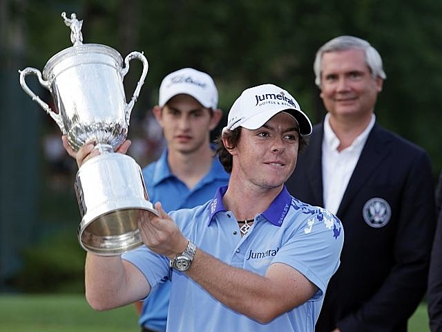 Rory McIlroy wins US Open