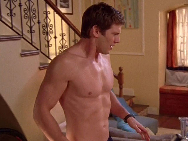 Ryan McPartlin, 'Chuck' Captain Awesome