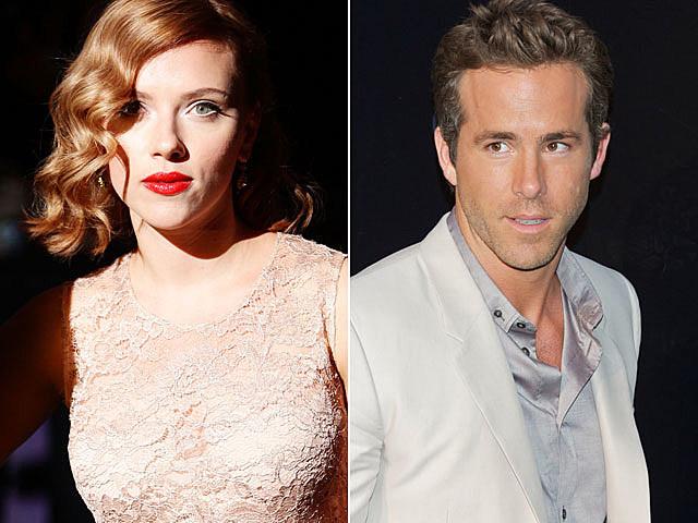Vittorio Zunino Celotto / Scarlett Johansson, Ryan Reynolds