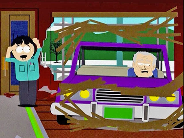 South Park, old drivers