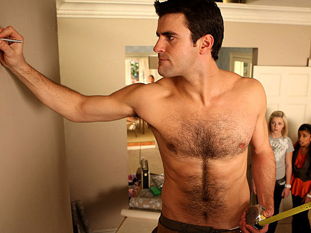Steve Jones shirtless