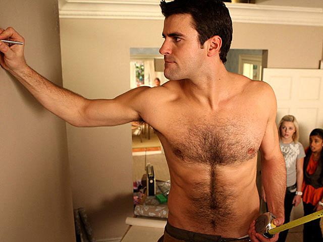 Steve Jones shirtless