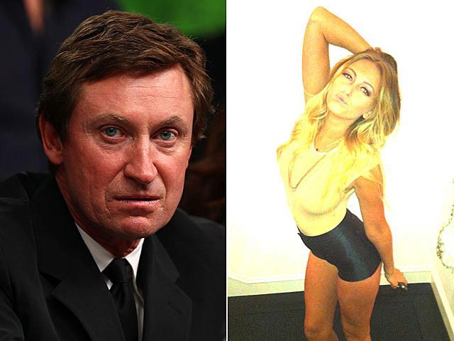 Wayne Gretzky, Pauline Gretzky