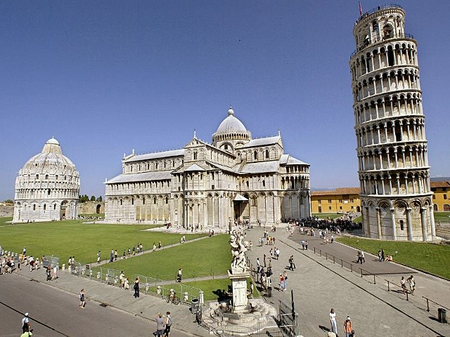 Italy Leaning Tower