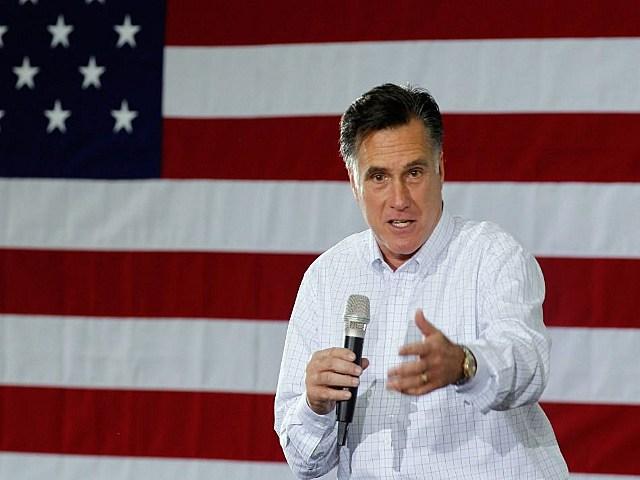 Mitt Romney flag