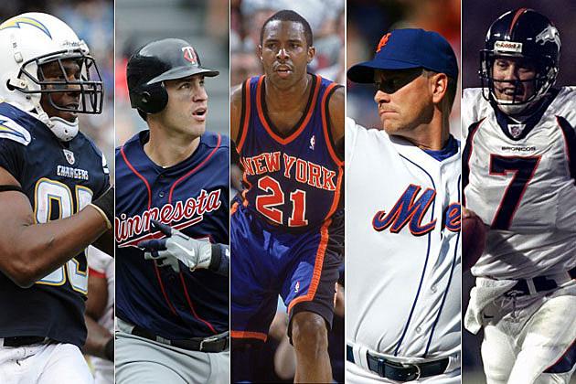 Athletes who switch sports