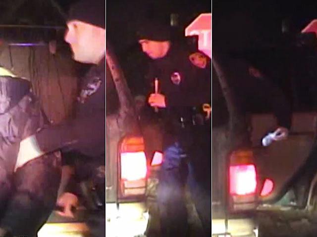 Utica cops planting drugs