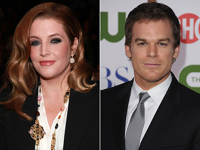 Lisa Marie Presley, Michael C. Hall