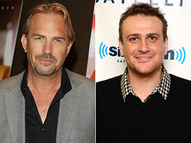 Kevin Costner, Jason Segel
