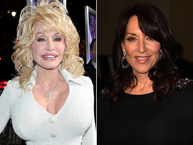 Dolly Parton, Katey Sagal