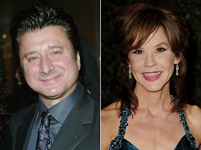Steve Perry, Linda Blair