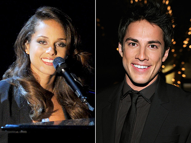 Alicia Keys, Michael Trevino