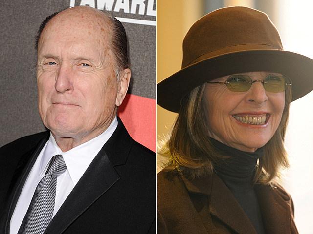 Robert Duvall, Diane Keaton