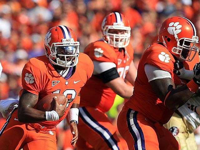Tajh Boyd and the Clemson offense have rewritten the school record books.