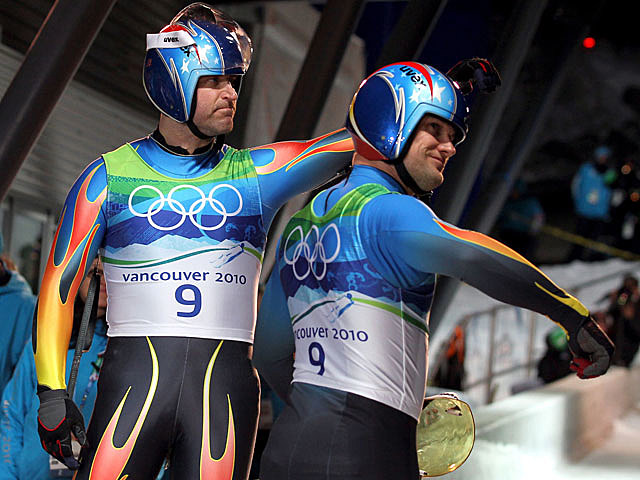 US Luge Team