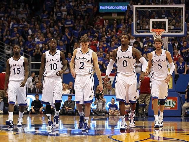 Kansas 2012 team