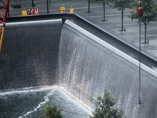 911memorial-waterfalls