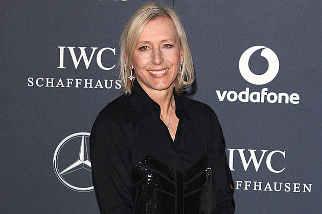 Martina Navratilova 'Dancing with the Stars'
