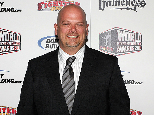Rick Harrison of 'Pawn Stars'