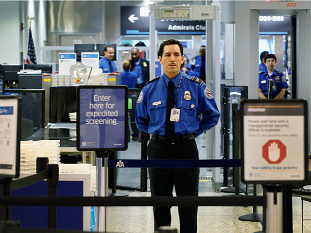TSA security personnel
