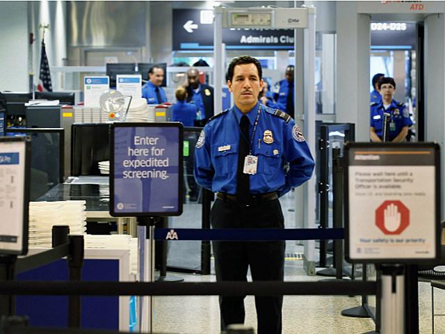 TSA security personnel