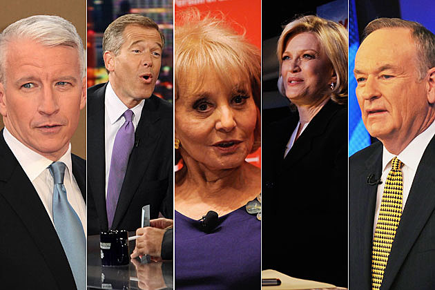 America's favorite news personality