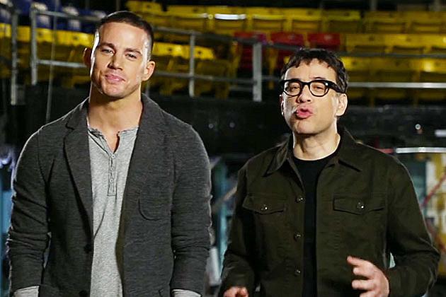 Channing Tatum 'SNL' promo