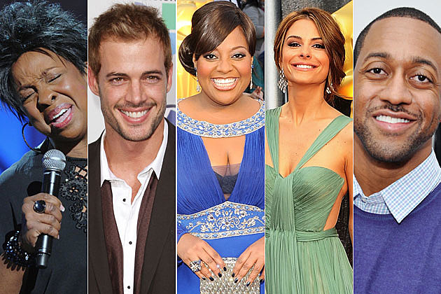 'Dancing with the Stars' 2012 cast