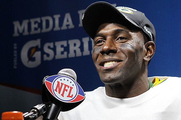Donald Driver 'Dancing with the Stars'