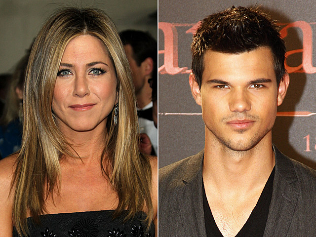 Jennifer Aniston, Taylor Lautner