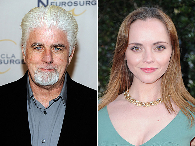 Michael McDonald, Christina Ricci