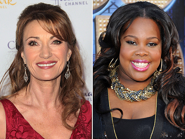 Jane Seymour, Amber Riley