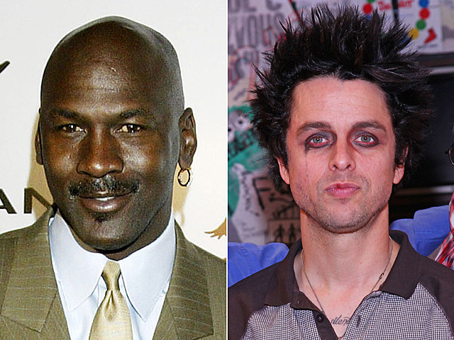 Michael Jordan, Billie Joe Armstrong