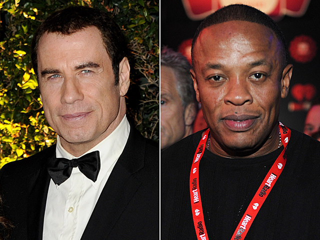 John Travolta, Dr. Dre