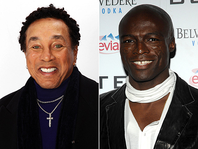 Smokey Robinson, Seal