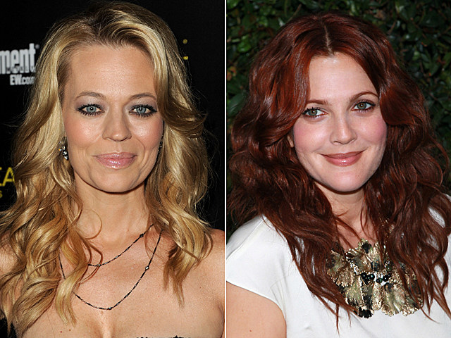 Jeri Ryan, Drew Barrymore