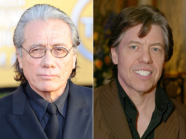Edward James Olmos, George Thorogood
