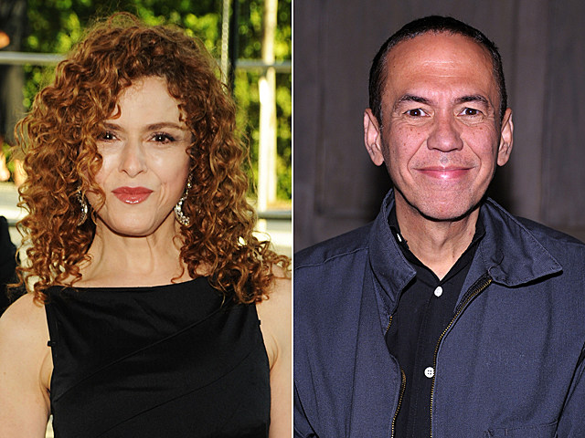 Bernadette Peters, Gilbert Gottfried