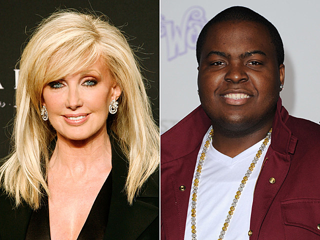 Morgan Fairchild, Sean Kingston