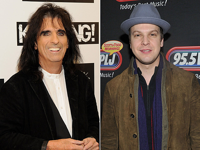 Alice Cooper, Gavin DeGraw
